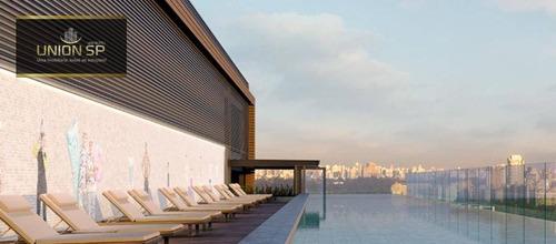 Apartamento Com 3 Dormitórios À Venda, 179 M² Por R$ 4.497.910,00 - Jardins - São Paulo/sp - Ap45095