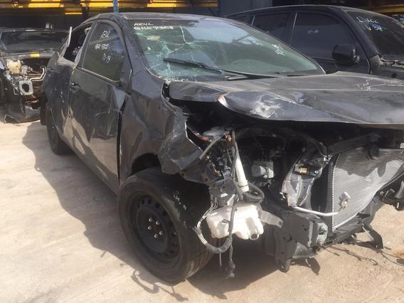 Sucata Toyota Corolla 2017,import Multipeças