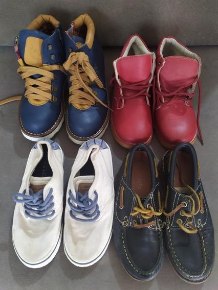 Zapatos Europeos Para Niños Talla 36