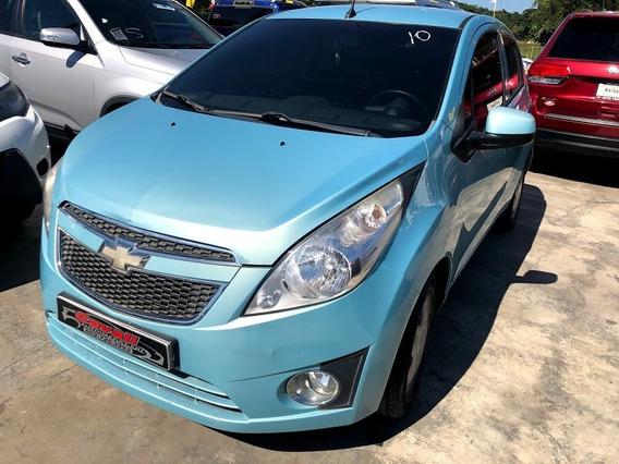 Chevrolet Spark Azul 2012