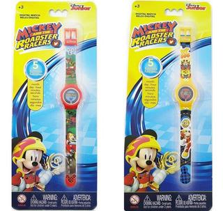Reloj Infantil Para Niños/niñas Toy Story Mickey Barbie Princesas Frozen Disney