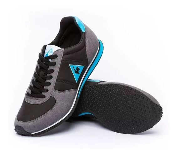 Zapatillas Le Coq Sportif Bolivar Nylon Black Art 5169