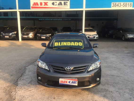 Toyota Xei 2.0 Flex Automatico 2014 Blindado