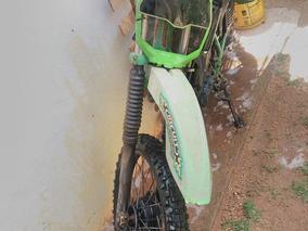Honda Xlx 250 Parada