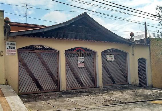 Casa A Venda No Bairro Caxingui Em São Paulo - Sp. - 2155-1