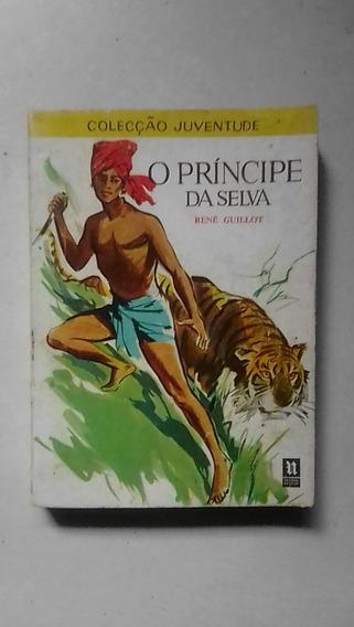 Livro: O Príncipe Da Selva - René Guillot - Empresa Nacional