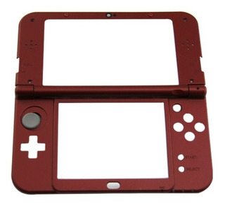 Kit Accesorio Funda Protectora Rígida Para Nintendo New 3ds Xl Y Nintendo New 3ds