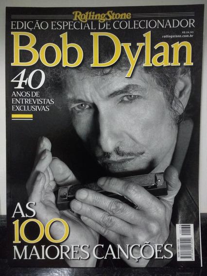 Revista Rolling Stone Especial Colecionador Bob Dylan Rjhm