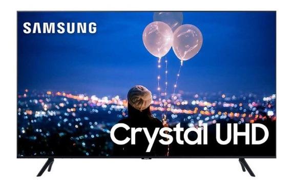 Samsung Smart Tv 55 Crystal Uhd 4k 2020 Un55tu8000 Borda Ult
