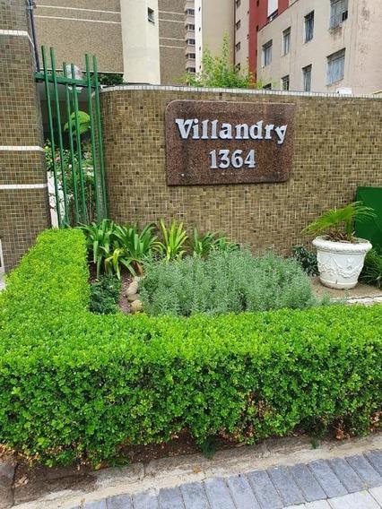 Apartamento Para Alugar, 61 M² Por R$ 2.200,00/mês - Rebouças - Curitiba/pr - Ap0225