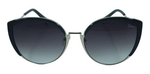 Óculos De Sol Maragogi Preto, Com Proteção  Uv400
