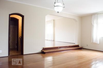 Apartamento Um Por Andar Com 4 Dormitórios E 2 Garagens - Id: 892793163 - 93163