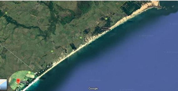2 Terrenos En Balneario Atlántica, Rocha Frente Al Mar!