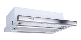 Depurador Slim 60cm Embutir Inox - Certificado Pelo Inmetro