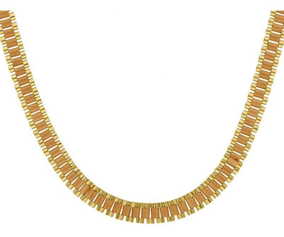 Cadena Oro Amarillo 14k De 50 Cm-cadrox50-356