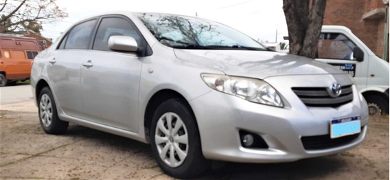Toyota Corolla 1.6 Impecable 2º Dueño