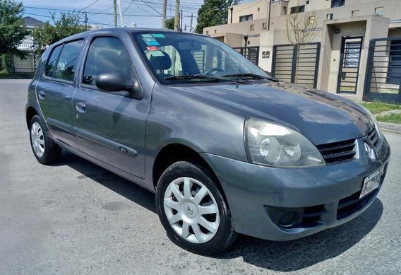 Renault Clio 1.2 Campus Pack Ii 75cv Único Dueño