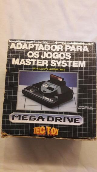 Adptador De Jogos Master System E Mega Drive