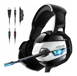 Auriculares Para Juegos Onikuma - Ps4, Xbox One, Nintendo Sw