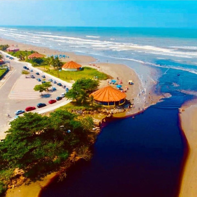 Terreno Em Itanhaém Lado Morro Com 360m² Ref 4526