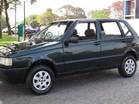 Fiat Uno Mille Smart 2001 4 Portas
