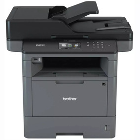 Impressora Multifuncional Brother Dcp L5652 Dn - Nova