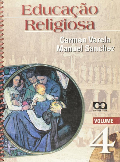 Educacao Religiosa - Volume 4