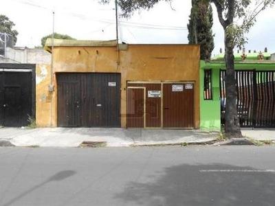 Venta Terreno Col Los Reyes Delg Azcapotzalco
