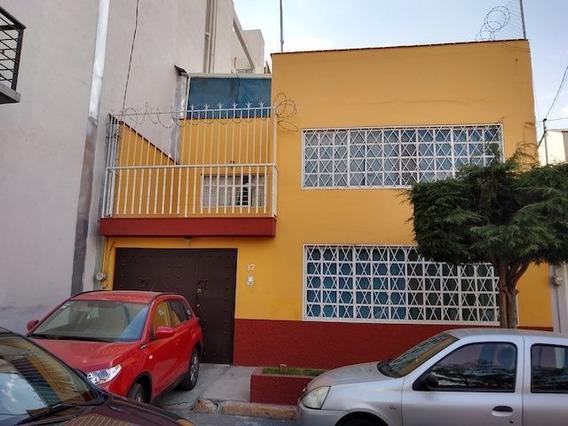 Casa En Venta Agrícola Oriental, Iztacalco