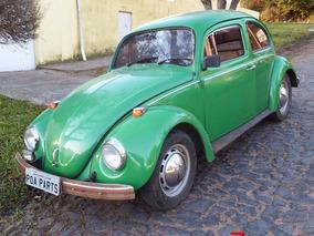 Fusca 74 1300 Verde Místico Poaparts