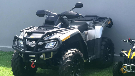 Quadriciclo Can Am Outlander 650cc 4x4