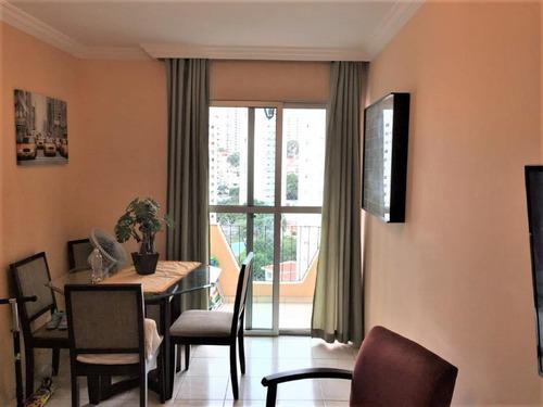 Imagem 1 de 24 de Apartamento À Venda, 60 M² Por R$ 420.000,00 - Parque Da Mooca - São Paulo/sp - Ap5112