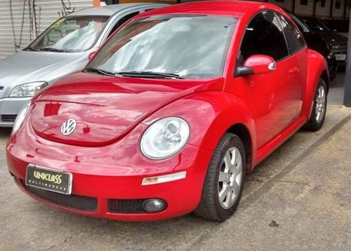 Imagem 1 de 11 de Volkswagen New Beetle 2009 2.0 3p Automática