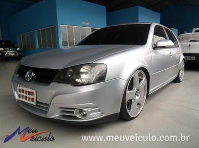 Volkswagen Golf Sportline 1.6 2010/2011 Prata