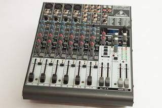 Consola Behringer Xenyx 1204 Fx Oferta!!!