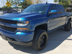 Chevrolet Silverado 5.4 2500 Doble Cabina Ls 4x4 At 2018