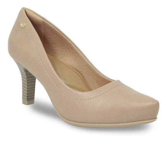 Sapato Feminino Scarpin Comfortflex Salto Alto 1985401