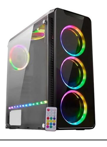 Pc Gamer I5 8400, 16gb Ram, 2tb Hd. 240 Ssd, Rx 580 8gb