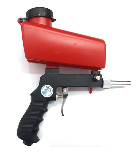 Arenadora Neumatica Pistola Gravedad Rotake Profesional