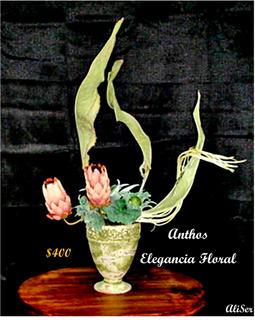 Arreglos De Flores Artificiales, Fruteros, Plantas, Macetas