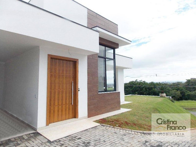 Casa Residencial À Venda, Condomínio Xapada Parque Ytu, Itu - Ca1990. - Ca1990