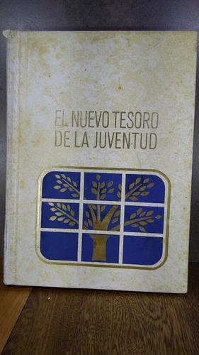Imagen 1 de 1 de El Nuevo Tesoro De La Juventud. Tomo 5. Grolier