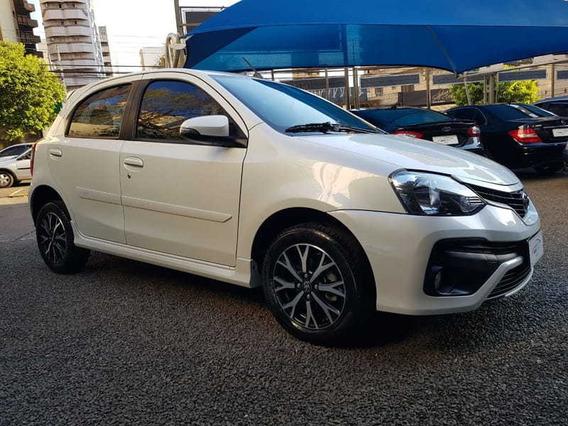 Toyota Etios Platinum 1.5 Flex 16v