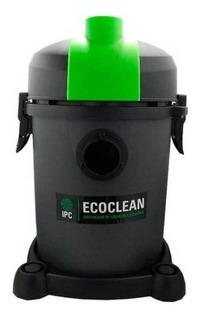 Aspirador IPC Ecoclean 18L preto e verde 110V