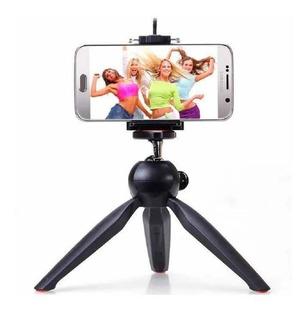 Tripode Soporte Flexible 17cm Para Celular Fotografia Araña