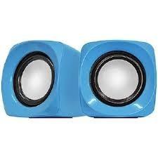 Caixa De Som Cross 6w Rms Azul