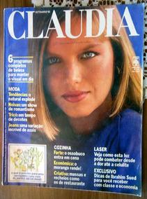 Revista Claudia N° 264 Julie Adamson Xuxa - Setembro 1983