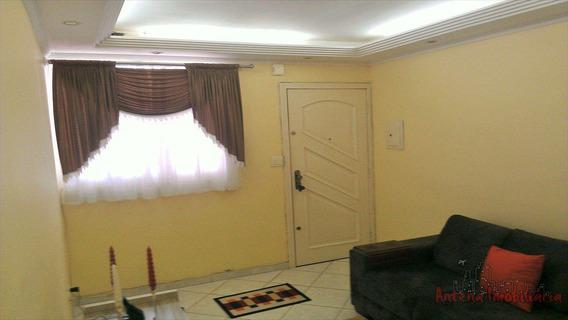 Apartamento Com 2 Dorms, Parque Dourado, Ferraz De Vasconcelos - R$ 110 Mil, Cod: 5944 - V5944