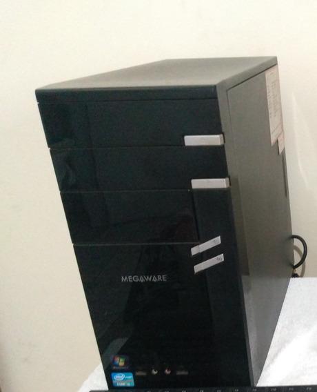Computador Megaware Core I3 2100 + 6 Gb Ddr3+ 500gb+ Gravad