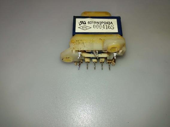 Transformador Da Placa De Microondas 6010w2p043a 127v